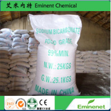 Bicarbonate de sodium Bicarbonate de soda Food Grade N ° CAS 144-55-8