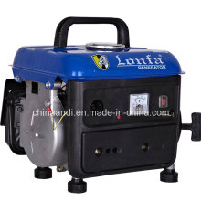China Mini generador de la gasolina de 500W de Lonfa