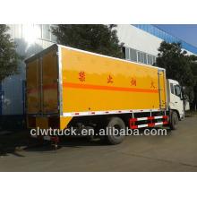 Precio de fábrica Dongfeng 4x2 a prueba de explosiones camión equipo