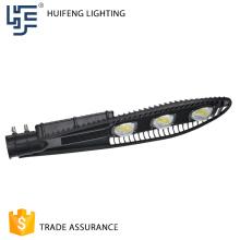 Práctico diseño personalizado de fábrica 50W llevó la luz de calle de alta potencia