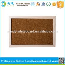 "Frame de madeira Corkboard 30 * 40cm / 11.8 * 15.7 """