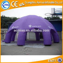 High quality inflatable car garage tent, inflatable spider tent, inflatable tent camping