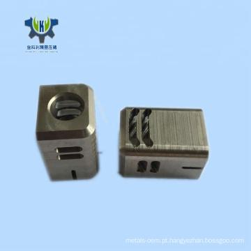 Moagem de torneamento profissional de moagem de peças usinadas em metal de alumínio de latão de aço inoxidável