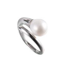 Модное жемчужное кольцо