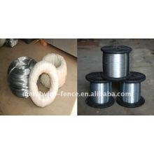 Alambre de acero galvanizado de alta resistencia a la tracción