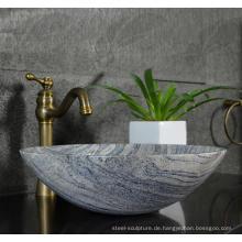 Neues Design Granit Stone Sink mit 17 Jahren Gießerei