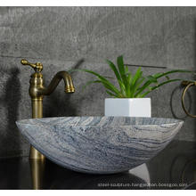 New Design Granite Stone Sink with 17 Years Foundry