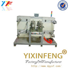 Machine à découper-scotcher-rotative-automatique