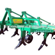 Combined Subsoiler and Land Preparation Machine