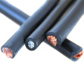 Multifunctional commercial Good ampacity low voltage flexible welding cable