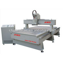wood cnc router machine with vacuum and dust collector
