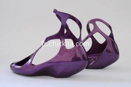 ladies plastic sandals