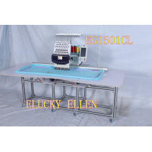 bigger 1 head flat /cap embroidery machine for sale
