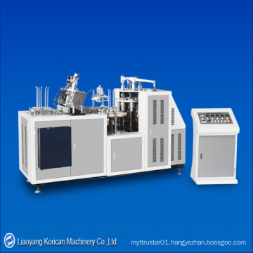 (KZ-PD-35) Automatic Single/Double PE Coated Paper Bowl Forming/Making Machine