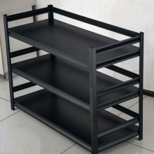 Microwave Oven Rack Thickened Iron Kitchen Shelf Racks