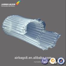 Saco de plástico da embalagem de bolha de ar inflável de baixo preço do leite em pó pode