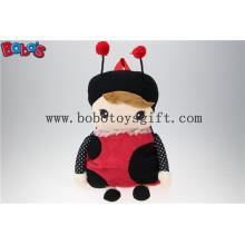 """19.6 """"The Beetle personagem de desenho animado mochila para crianças em alunos de jardim de infância Bos-1224 / 50cm"""