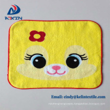 100% cotton baby towels with printing
