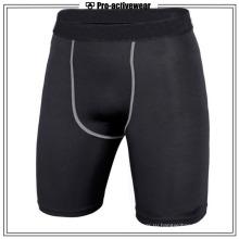 Компрессионные мужские комплекты Спортивная одежда Тренировочные шорты для фитнеса