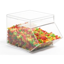 Stackable Clear Acrylic Candy Display Cabinet