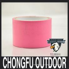 Nueva cinta adhesiva adhesiva rosa caliente para sellado de cartón