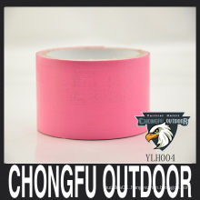 new hot melt pink adhesive duct tape for carton sealing