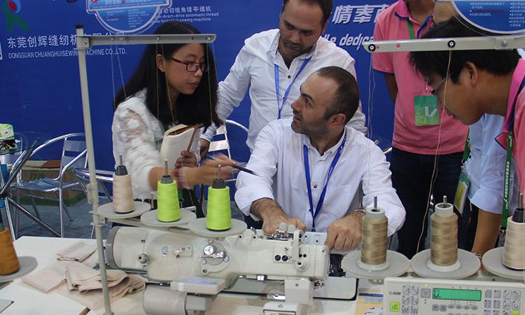 Chuanghui Sewing Machine Company Pic 2