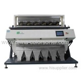 378 Channels Broad Bean Ccd Color Sorter With Italy Ejector