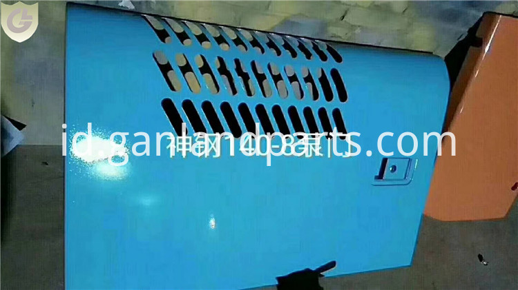 Kobelco Excavator Side Panels