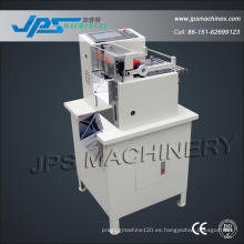 Jps-160 cinta de nylon y cinta de poliéster cortador de la máquina