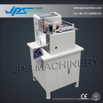 Jps-160 fita de nylon e cortador de fita de poliéster