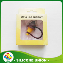 Fashion Cheap Silicone Cable Protector