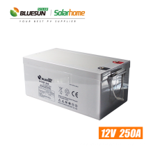 Lead acid 12v 250ah home battery backup power system