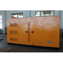 Мобильный дизельный генератор 150кВА / 120кВт с двигателем Cummins