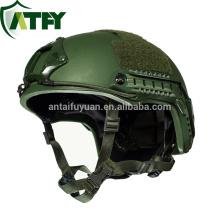 FAST Antibullet Helm Кевлар NIJ IIIA Пуленепробиваемый арамидный баллистический шлем