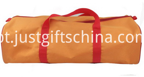 Custom Discount Duffel Bags - Barrel Shaped (3)