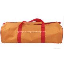 Medida de último minuto en bolsas de tela de lana basta - forma de barril