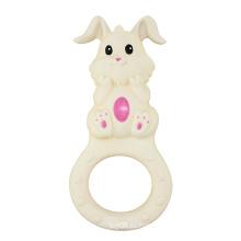 Резиновые детские зубила, Игрушки для кроликов, Симпатичные детские игрушки для кроликов