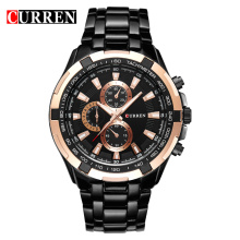 curren chronograph quartz wristwatch 3 atm water resistant