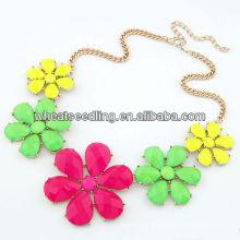 Elegant Fancy Charms Lariat hawaii fleur collier lei