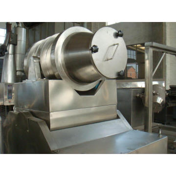 Powder Material Mixing Machine
