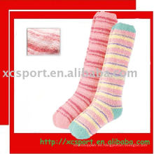 Microfibra calcetines calientes mujeres
