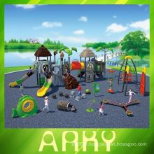 Aire de jeux pour enfants en plein air