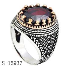 Фабрика Оптовая стерлингового серебра 925 кольцо с Цирконием