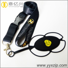 Custom New Silicone Lanyard Case For Cell Phone