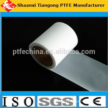 100% virgin pure transparent PTFE Film membrane