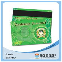 Smart Card Magnetic Stripe Plastic PVC Card