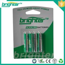 Bateria alcalina aaa lr03 1.5v para provari mini