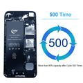 Customized New iPhone 5 Lithium Battery For Repair