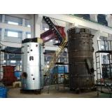 0.7 - 1.6Mpa  Steam Boiler Fuel Oil / Coal fired steam Boil